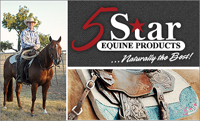 Horse Saddle Pads by Five Star Equine Products!