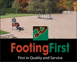 Footing First High QualityAffordable Horse Footing