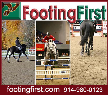 Footing First Horse Arena Footing
