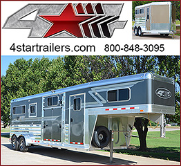 4-Star  Horse Trailers