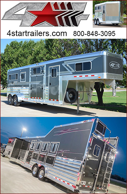 4 Star Horse Trailers