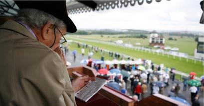 Betting On Horses