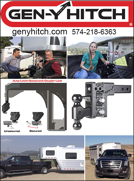 Gen-Y Horse Trailer Hitch