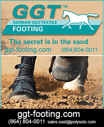GGT Footing for Horses!