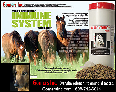 Gomers Inc. Horse Supplements