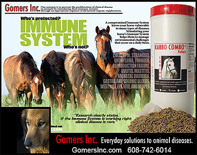 Gomers Inc. Wellness Products for Horses and Dogs!