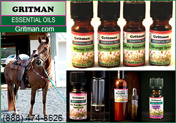 Gritman Essential Oils