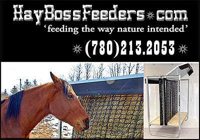 Hay Boss Hay Feeders