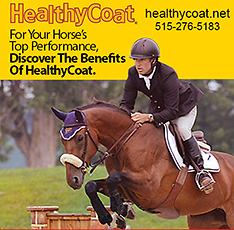 HealthyCoat Omega Supplement for Horses