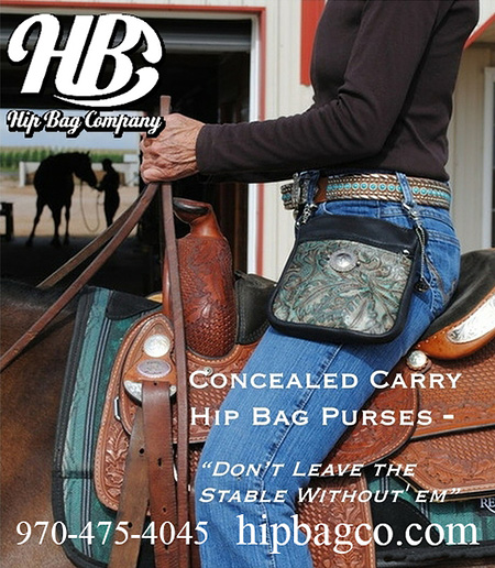 Hip Bag Company Concealed Carry Purses
