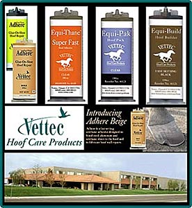 Vettec Hoof Care Products