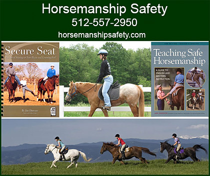 Horsemanship Safety Books