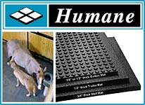 Humane manufacturing, maker of stall mats.