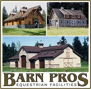 Show equine professional company for Barn pros nationwide