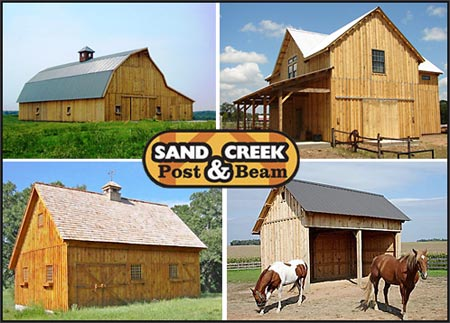 Show equine professional company for Traditional barn kits