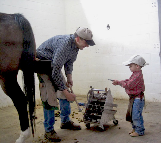 Involving Youth in the Horse Industry