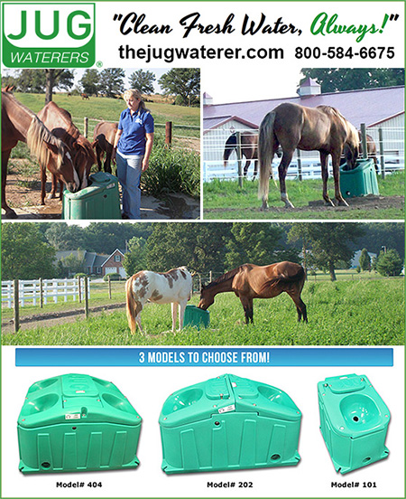 Jug Automatic Horse Waterers