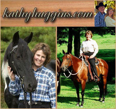 Kathy Huggins Horse Training Apprenticeship Program
