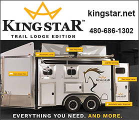 Kingstar Horse Utility Trailer