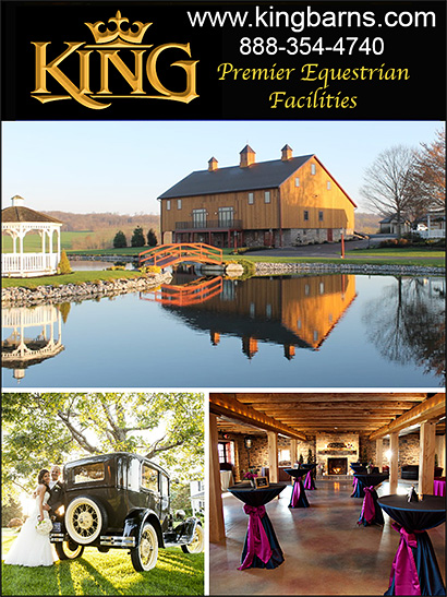KING Premier Equestrian Facilities