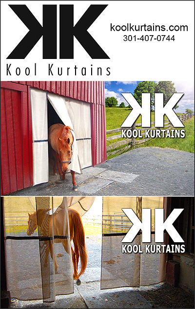 Curtains for Horse Barns by Kool Kurtains