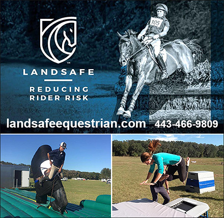 Landsafe Safety Training for Horse Riders
