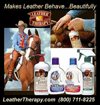 Leather Therapy is the Leader in Leather Care!