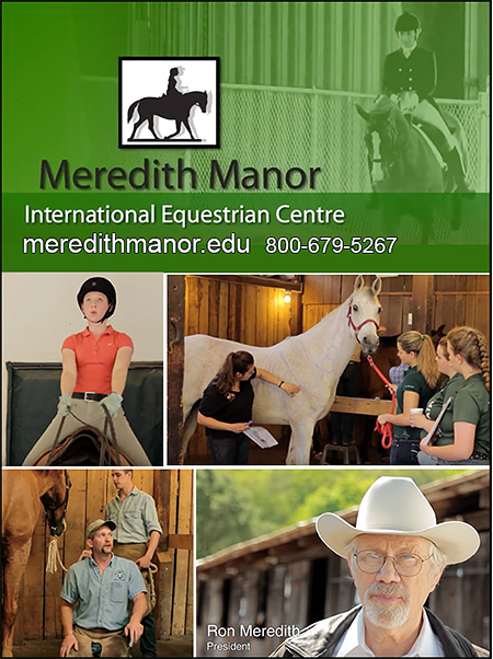 Meredith Manor International Equestrian Education Centre