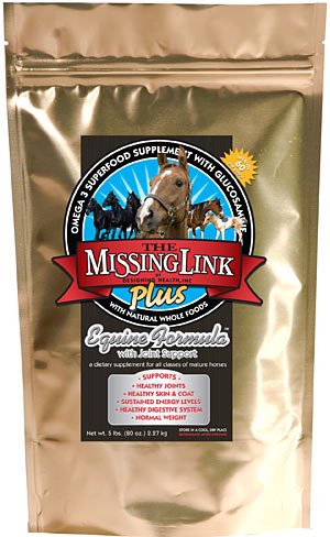 Omega 3 Superfood for horses!