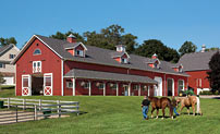 Morton Buildings Horse Barns