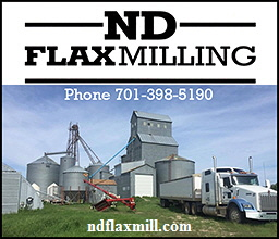 ND Flax Milling for Horses!
