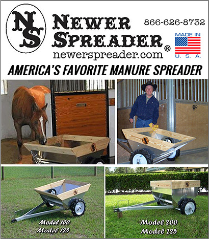 Horse Manure Spreaders by Newer Spreader