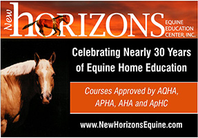 New horizons Equine Education Center