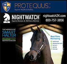 Nightwatch  Equine Health and Safety Monitor