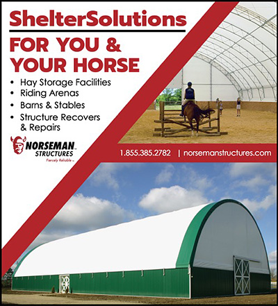 Norseman Structures Covered Horse Arenas