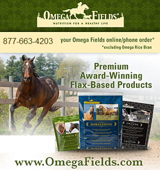 Omega Fields Healthy Horse Products