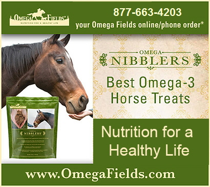 Omega Fields Healthy Horse Treats