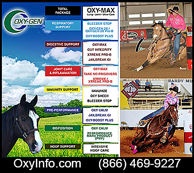 Oxy-Gen Horse Supplement