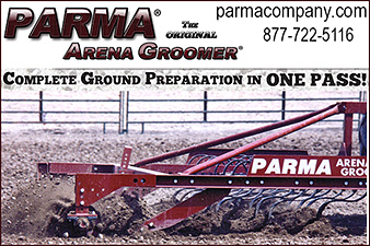 Parma Company the Original Arena Groomer