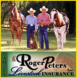 Roger Peters Livestock Insurance Inc.