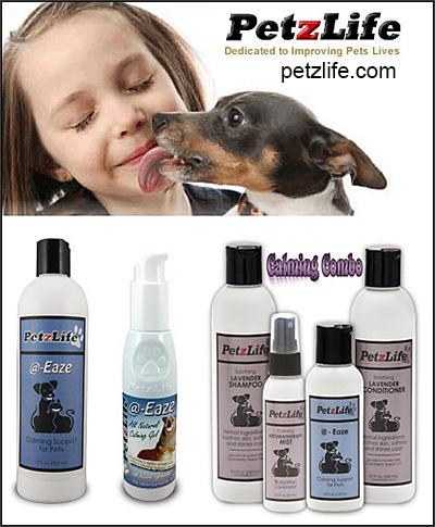 PetzLife Dog Calming Products