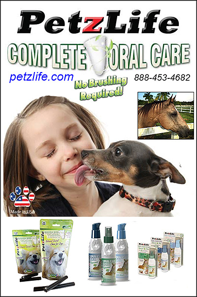 PetzLife Complete Oral Care for Pets!