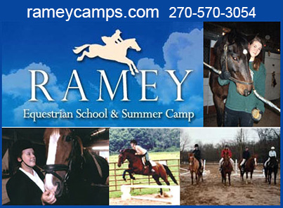 Ramey Equestrian School and Horse Summer Camp
