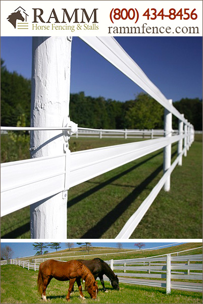 Ramm Electric Horse Fence