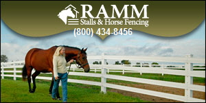 Ramm Horse Fencing