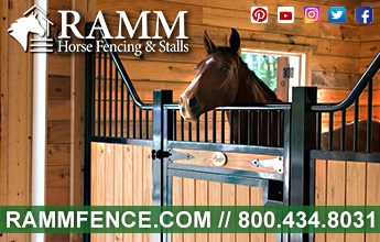 Ramm Horse Fencing and Stalls October Sale