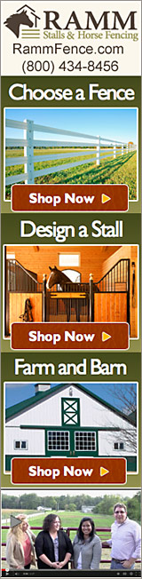 Ramm Horse Fence