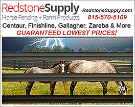 Redstone Supply Horse Fencing and Supplies!