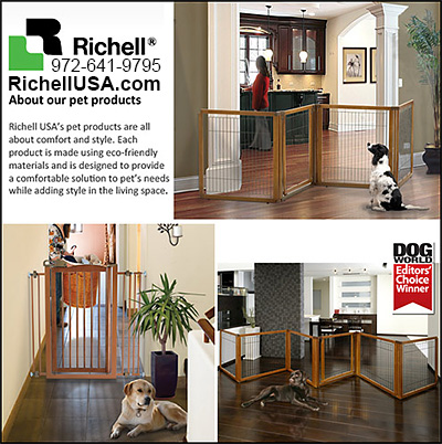 Richell USA Pet Products
