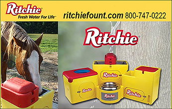 Ritchie Horse Waterers
